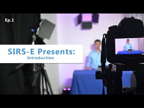 LED Lighting: Introduction to SIRS-E Presents Ep. 1