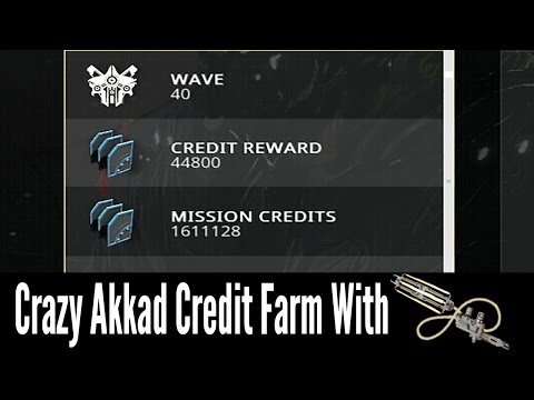 How To Get 1 Million Credits in a Single Mission (Warframe)