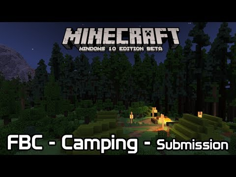 [FBC] Minecraft Camping Site Submission - 7/1/2017