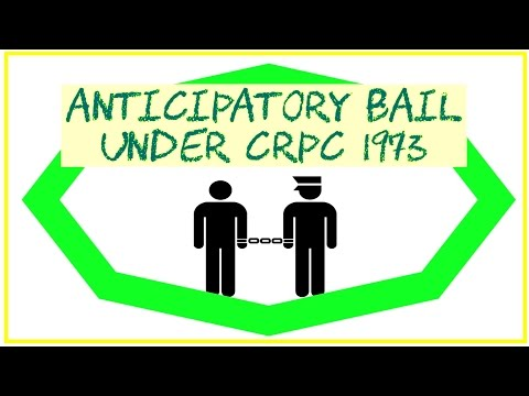 Anticipatory Bail- Meaning,Essentials,Case laws | BAIL SERIES
