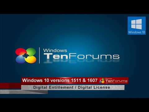 how to activate windows 10 build 10240 permanently