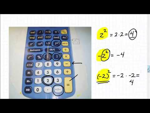 Number Operations (really understand the basic math operators)