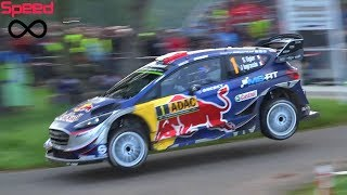Sebastien Ogier World Rally Champion 2017 Ford Fiesta WRC M-Sport