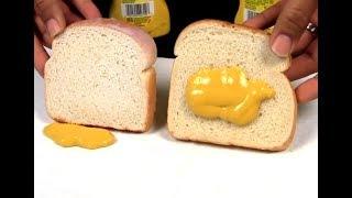 Bread That Hates Mustard