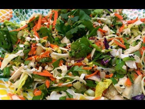 Low Calorie Healthy No Carb Delicious Chicken Salad