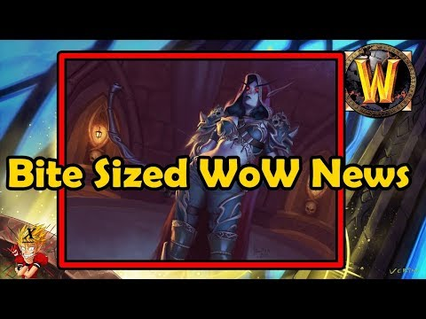 Bite Sized WoW News - Grind Reps This week, Love is in the Air, New Secret Toy