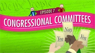 Congressional Committees: Crash Course Government and Politics #7