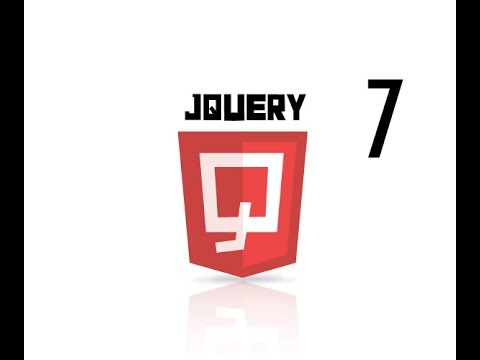7. JQuery for Beginners - Class / Id Selectors