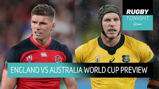 """""""Australia DO NOT want to scrum against England"""" - Alex Goode & Dylan Hartley World Cup QF preview"""