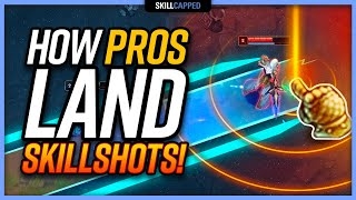 Top 5 Secrets PROS Use to NEVER Miss SKILL SHOTS! - League of Legends