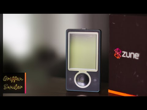 The Zune - A 2017 Perspective