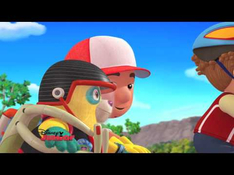 Xxx Mp4 Handy Manny And Special Agent OSO The Manny With The Golden Bear Disney Junior UK 3gp Sex