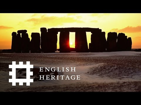 The Winter Solstice at Stonehenge