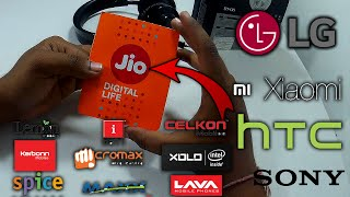 How To Get Free Reliance Jio SIM For All Android Smartphone