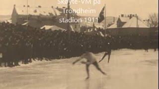 Skøyte-vm På Trondheim Stadion 1911