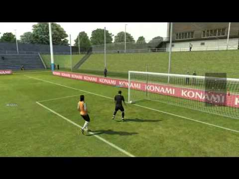 Tutorial Become Goalkeeper Coming Soon -Pes 2013 - By Adam15