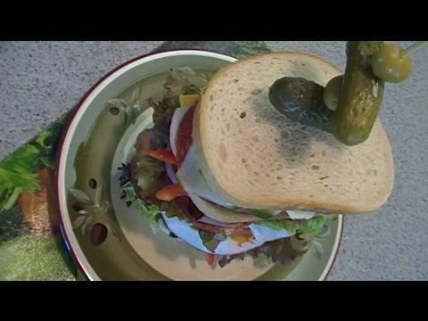 Kook's Dagwood Sandwich