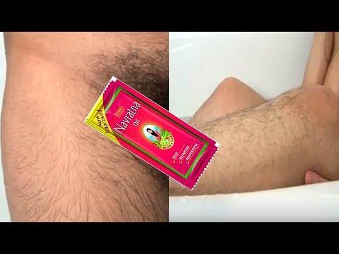 15 मिनट मे अनचाहे बालों को ऐसे हटाएगा कि दुबारा नहीं आएंगे | No Shave No Wax | Unwanted Hair