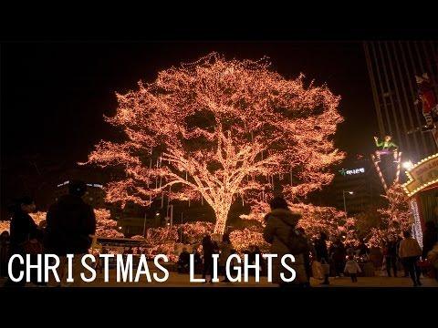 Photoshop CS6 Christmas Lights