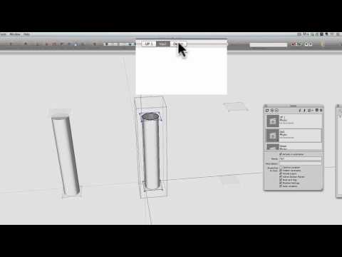 Basic Section Animation  tutorial in Sketchup