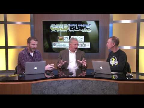 Gold and Black Live April 7 segment 3