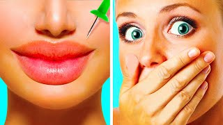 39 GIRLY HACKS || BEAUTY AND MAKEUP FAILS AND TRICKS