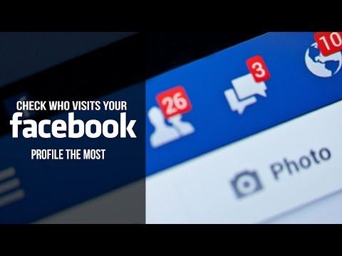 Check who visited your Facebook Profile 2016 [How to]