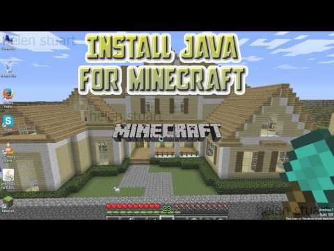 How to download Java for Minecraft