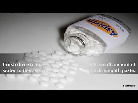 Aspirin to Get Rid of Keloids