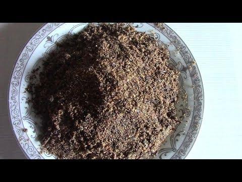 कारळ्याची खमंग चटणी / Niger seed Chutney / Karalyachi Swadishta chatani /recipes by Vilas Deshpande