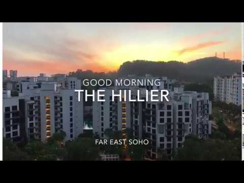 2 bedroom Plus Study for Sale at the Hillier Condo