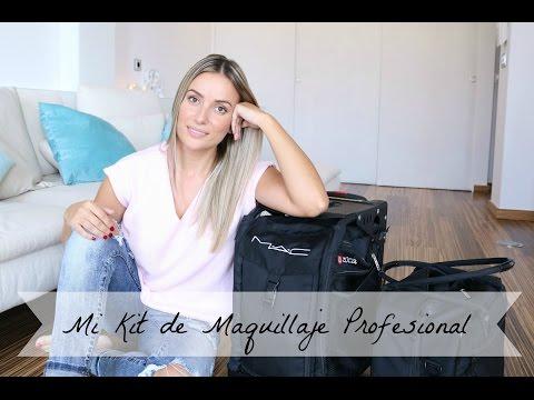 Mi Kit de Maquillaje Profesional / My Pro Makeup Kit / ESTER CARPES