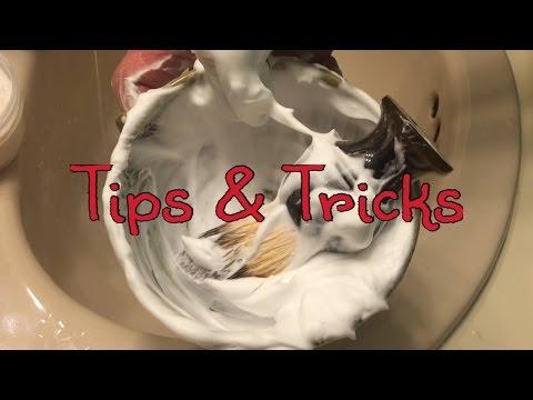 Tips & Tricks - Bowl lathering