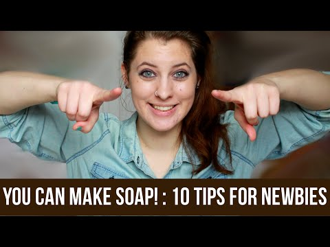 You Can Make Soap! : 10 Tips For Newbies | Royalty Soaps