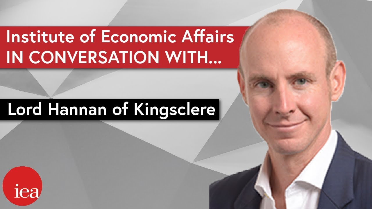 In Conversation with Dan Hannan