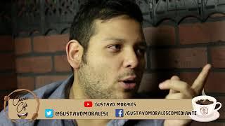 Checo´s Café Ep 5.- Entrevista Gustavo Morales.