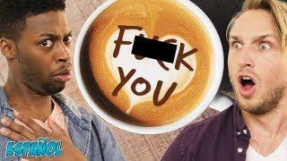 Nuestra Máquina de Café es Racista.