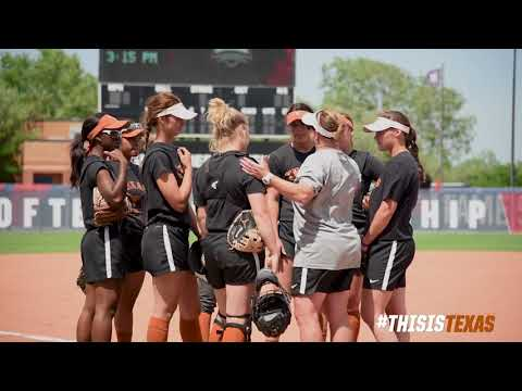 Texas Softball's Practice/Media Day at the Big 12 Championship