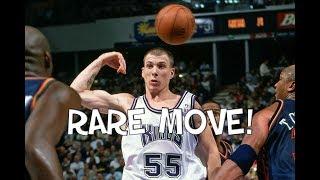 """NBA """"RARE"""" Moves Part 1"""