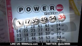 Winning 425m Powerball Ticket Sold In California