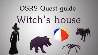 Download [OSRS] Witch's house quest guide Video