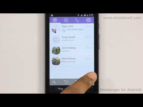 Viber Messenger - How To Invite Someone To Viber Through Mail