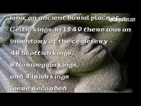 Where is Iona? Island of Iona, Scotland