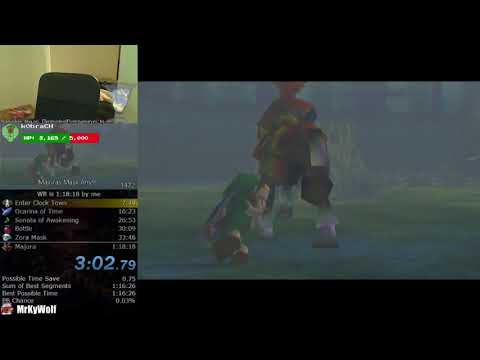 How to get water (Majora's Mask Speedrunning)