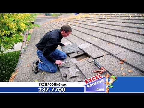 Replacing a Concrete Roof Tile | Wyoming Roofing | Excel Roofing