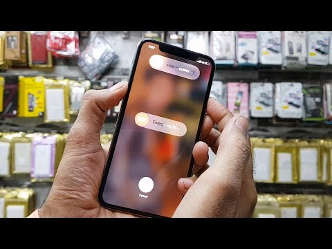 iPhone X - How to switch off/ Turn Off/  Shut Down/ Power Off