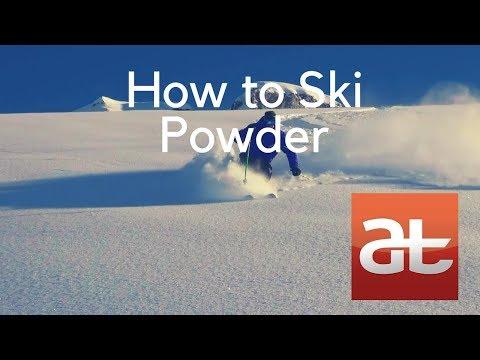 How to Ski Powder: Alltracks Academy