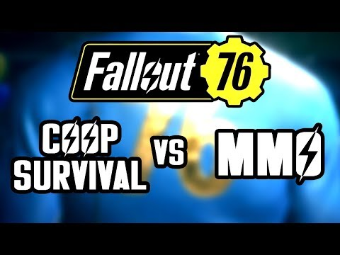 Fallout 76 - Does an MMO Make Sense? - Thoughts and Theories