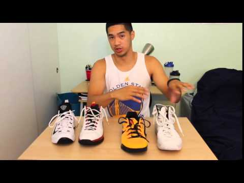 Volleyball Shoes vs Basketball Shoes?