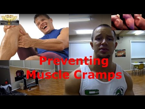 Preventing Muscle Cramps